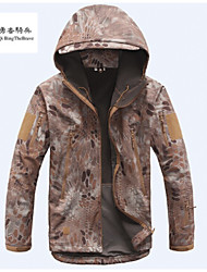 High quality  Soft Shell TAD V 4.0 Outdoor Military Tactical Jacket Waterproof Sports Army Clothing