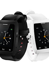 Wearables Smart Watch , Bluetooth Hands-Free Calls/Media Message Camera Control for Android IOS Smart Phone Wristwatch