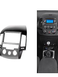 автомагнитолы панель для Hyundai I-30 (ФО) 2008+ (ручной кондиционер)