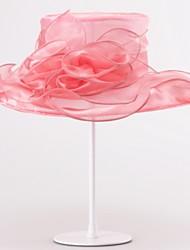 Mujer Sombrero Floppy Bonito/Fiesta - Verano - Malla