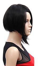 cheveux courts cheveux cosplay perruque perruques style de mode de perruques synthétiques