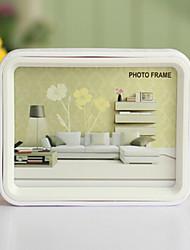 Double Side Fillet Photo Frame (Optional Colors)