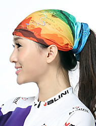 Outdoor Sports Riding  Magic Map Scarf Collar Men or Women Hat Mask Hair Band Hiking Lijiang River