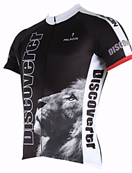 PALADIN Cycling Tops / Jerseys Men's BikeBreathable / Ultraviolet Resistant / Quick Dry / Back Pocket / Reduces Chafing / Compression /