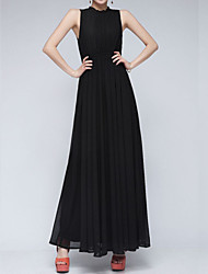 Women's Party Dress Maxi Chiffon