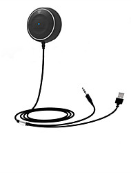 Automatic Matching Bluetooth Music Receiver Support NFC Technology (connect two phones at the same time)