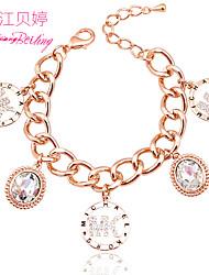 Chaînes & Bracelets ( Alliage ) Soirée/Quotidien