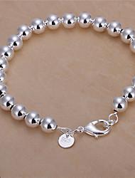 Aiko Women's Korean-style Fashion Silver-plated Bracelets