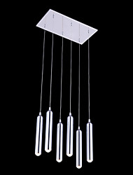 Chandeliers Modern/Contemporary Living Room/Bedroom/Dining Room/Study Room/Office/Game Room Metal