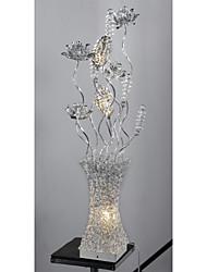 Metal - Lámparas de Mesa - Cristal/LED/Arca - Moderno/ Contemporáneo/Tradicional/ Clásico/Novedad