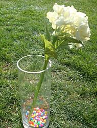 19.6''single pu Hortensien 4 PC / Los Latexmaterial real touch wedding dekorative künstliche Blumen