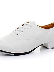 Zapatos de baile-No Personalizables-Mujer-Claqué-Tacón Cuadrado-Charol-