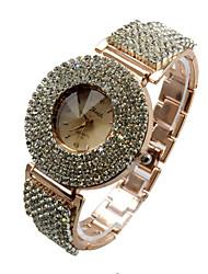 2015 Women Rhinestone Watches Full Diamond Crystal Luxury Watches Quartz Watches Lady Dress Watch Elegant Bracelet
