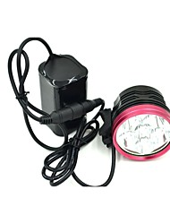 3 Mode 1200 Lumens  Rechargeable/High Power LED  Hiking/Caving/Cycling/Hunting/Outdoor Headlamp