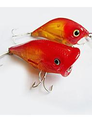Gaohe Manivelle/Popper 10g g 2 pcs 75mm Pêche au leurre
