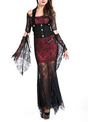 Vampire Cosplay dress vintage dress with Halloween Costume cosplay