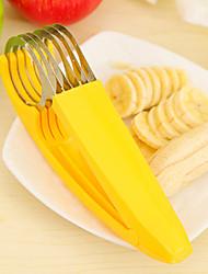 fatiador de frutas da banana helicóptero cortador descascador de legumes pepino salada ferramenta casa