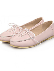 Girls' Shoes Casual Round Toe  Flats Pink/White/Beige