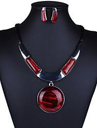 Yoonheel Alloy / Zircon Jewelry Set Set Daily / Casual 1set
