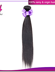 Malaysian virgin hair straight 1 bundles Unprocessed malaysian hair human hair weave wholesale