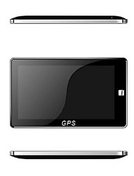 New 7 Inch Auto Car Truck GPS Car DVR 4G Operation System Windows CE 6.0 (Within the map of  America)