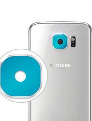 защитный алюминиевый сплав крышка объектива камеры Защитный кожух для Samsung s6 / g9200 / s6 края / g9250 -