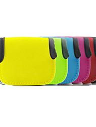 neopreno dengpin cámara de transporte blanda bolsa bolsa protectora caso para Hero GoPro 4 3 3 + 2 1 Xiaomi yi (colores surtidos)