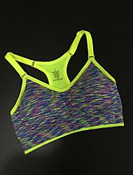 Soutien-gorge Sans Armature/Soutien-gorge Sport Full Coverage Coton/Polyester/Spandex
