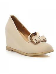 Women's Shoes Synthetic Wedge Heel Wedges/Heels/Platform/Basic Pump
