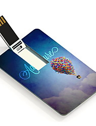 64GB Adventure is Out There Design Card USB Flash Drive