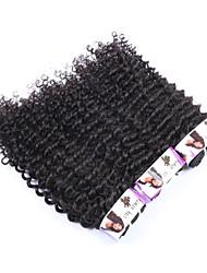 "3Pcs/Lot+10""-30""+Peruvian(Italian)Virgin Remy Human Hair+ color(natural color)+ jerry curly"
