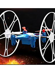 KF FX-5 Drone 4ch RC  Flying Saucer Wheel Six Axis Gyro  UFO model Helicopter