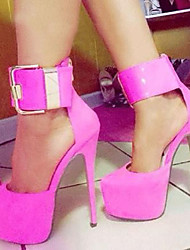 women's high heels platform pink Stiletto Heel Pumps Dress Shoes
