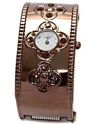 liga de pulseira relógio de quartzo pulseira feminina