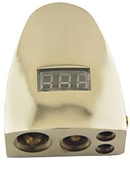 12v carro auto display digital braçadeira terminal da bateria do carro AWG 0/8 calibre positivo (1pcs)