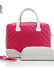 handcee® mujer de la manera venta caliente bolsas para portátiles pu