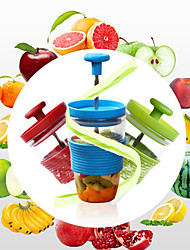 Household Manual Juice Mixer Orange Lemon Squeezer Fruit Juicer (Random Color)