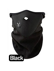 Face Mask, Bicyle Cycling Motorcycle Winter Sports Ski Snowboard Hood Wind Stopper Face Mask Headwear Thermal Fleece