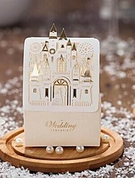 10 Piece/Set Favor Holder - Cuboid Card Paper Favor Boxes/Gift Boxes Non-personalised
