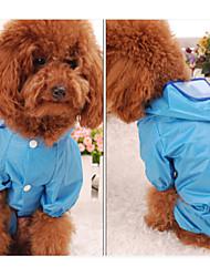 ABPET Lovely Dog's Raincoat