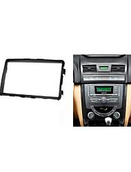 Car Radio Fascia for SSANG YONG Rexton 2013+ Stereo CD DVD Facia Kit Installation Trim