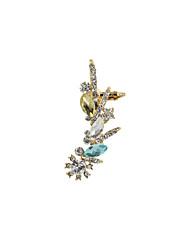 Poignets oreille Alliage Acrylique Strass Imitation de diamant Bijoux Mariage Soirée Quotidien Décontracté Sports 1pc