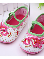Baby Shoes Casual Fabric Flats Multi-color