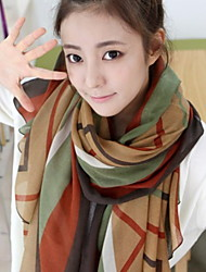 Women Cute Voile Scarf Warm Scarf