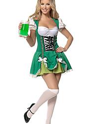 Costumes - Fête d'Octobre - Féminin - Halloween/Carnaval - Jupe/Chapeau