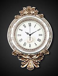 Reloj de pared - Poliresina - Moderno/Contemporáneo/Retro - Poliresina