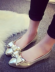 Women's Shoes  Flat Heel Comfort/Pointed Toe Bowknot Flats Casual