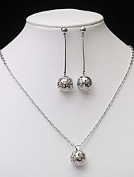 European Fashion  Hollow Jewelry Set series 11
