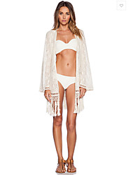Women's Europe And The New Sand Flow Lace Cardigan