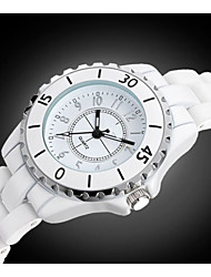 Women's Fashion Diamante High Imitation Ceramic Quality Japanese Quartz Wrist Watch Cool Watches Unique Watches